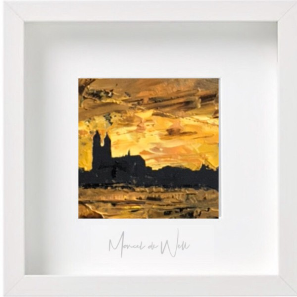 Magdeburg Skyline 1