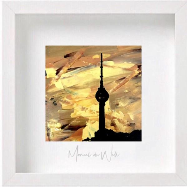 Set Berlin Brandenburger Tor + Fernsehturm + Siegessäule
