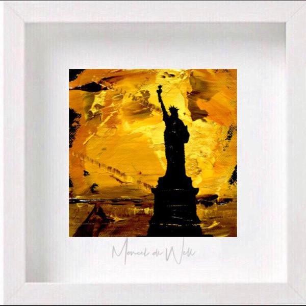 New York Freiheitsstatur
